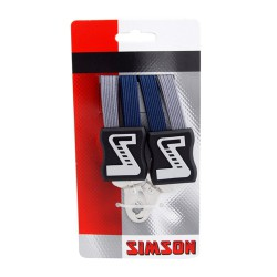 Simson snelbinder strong bl/grs