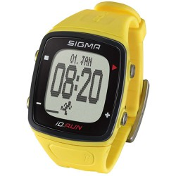 Sigma iD.RUN Yellow Sporthorloge 24810