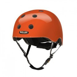 Helm Melon Rainbow Orange XL-XXL (58-63cm) oranje