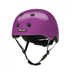 Helm Melon Rainbow Purple XL-XXL (58-63cm) paars