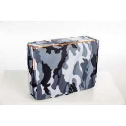 DripDropBag Shoulderbag cover pakaftas regenhoes camouflage
