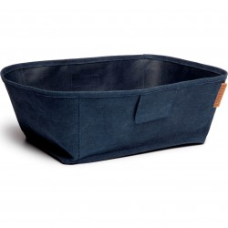 Cort inlay canvas Seoul en Delhi basket AVS blue