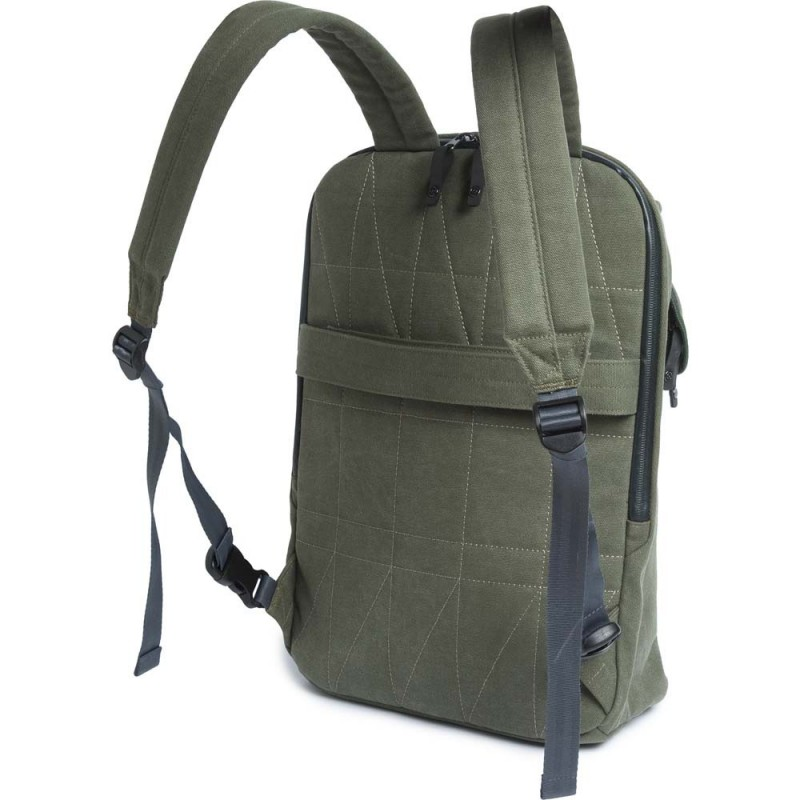 Cort Durban Backpack army green