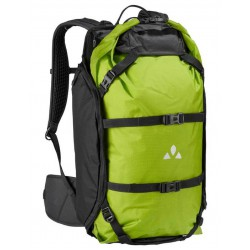 Vaude rugtas Trailpack Black/Green 27 liter
