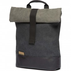 Cort Denim Backpack Mini Denim Antr velcro closure