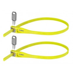 Hiplok Z lok slot Twin Pack groen