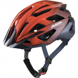Alpina helm Valparola 51-56 cm indigo-cherry drop