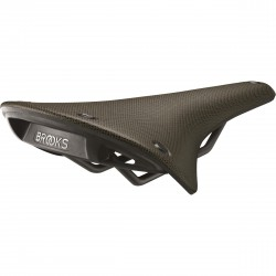 Brooks zadel Cambium C17 All weather mud green