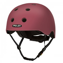 Melon helm Urban Active Paris XL-2XL rood