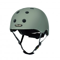 Melon helm Urban Active New York XL-2XL mat grijs