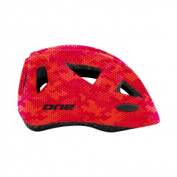 One helm Racer xs/s rood
